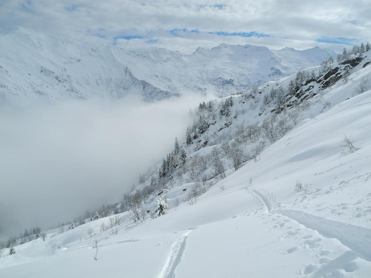 <h5>Une neige de cinéma.</h5><p>Entrer votre description</p>