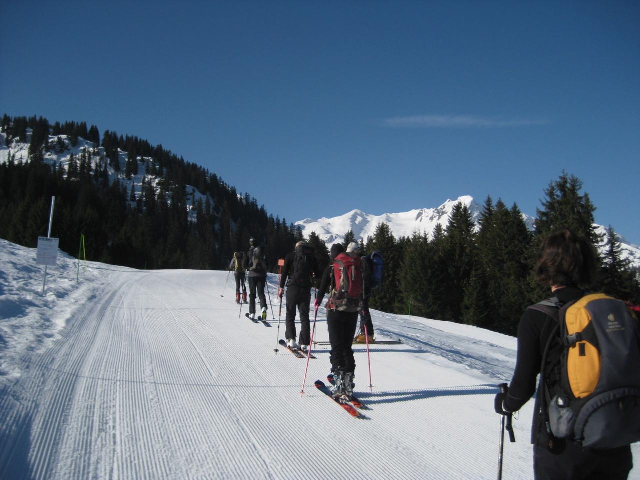 <h5>C'est parti pour le Grand Mont d'Aréche</h5><p>Entrer votre description</p>
