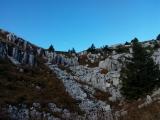 <p>Toujours le plateau calcaire</p>