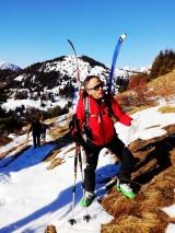 <h5>ski de printemps</h5><p></p>
