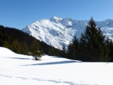 <p>Le mont Bellacha</p>