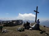 <p>Enfin la croix du sommet</p>