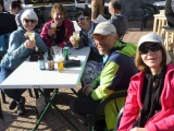 <p>Fin du week-end en terrasse à Aussois</p>