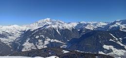 <h5>Vue sur le mont Blanc</h5><p>                                                   </p>