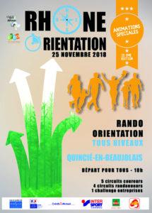 Rhône Orientation 2018 @ Quincié en Beaujolais